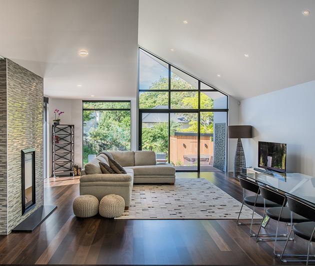 Kitchen Design Christchurch: Cymon Allfrey Architects